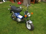 Yamaha Chappy Vollrestauriert Top