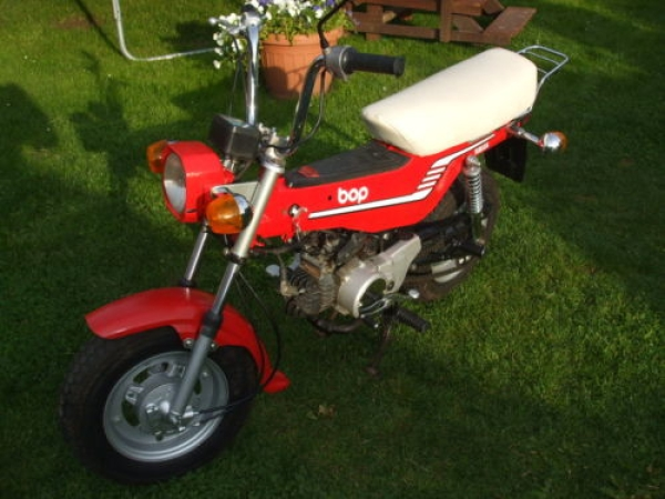 Yamaha LB 3-M 50ccm in Topzustand Rot